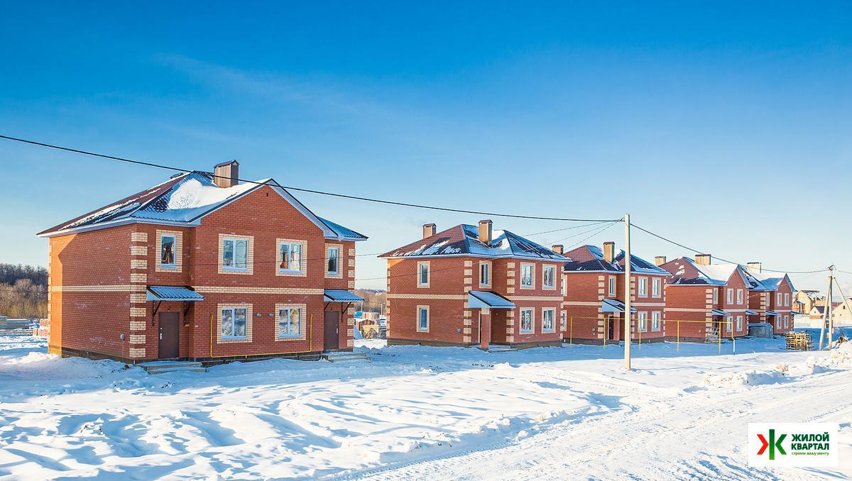 Северная жемчужина коттеджный поселок